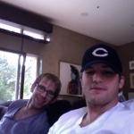 Ashton Kutcher and His Twin