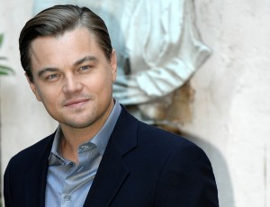 Leonardo Dicaprio in Rome for Shutter Island photo call