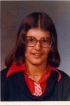 Nia Vardalos high school photo
