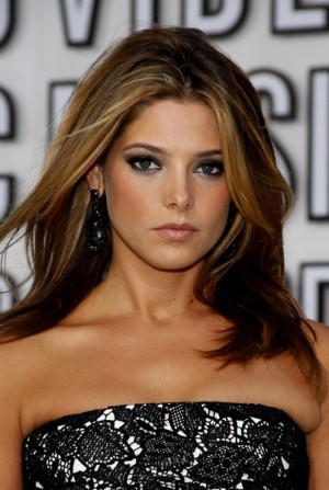 Ashley Greene Begins Filming Breaking Dawn