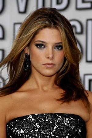 Ashley Greene Begins Filming Breaking Dawn