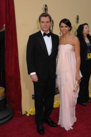 Matt Damon and wife Luciana Barroso Welcome Daughter Stella!