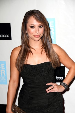 Cheryl Burke attends Peace Over Violence Humanitarian Awards Dinner