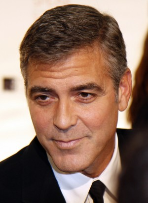 George Clooney at Ripple of Hope Awards in NYC