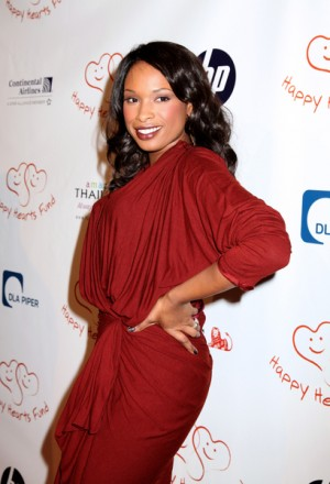 Jennifer Hudson attended Happy Hearts Fund Land Dreams in NYC