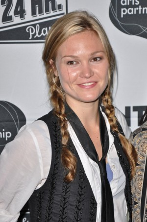 Julia Stiles stars in 24 Hour Plays on Broadway