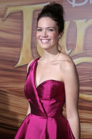 Mandy Moore at World Premiere of Tangled