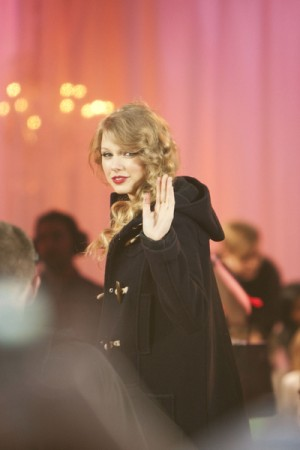 Taylor Swift at Much Music in Toronto