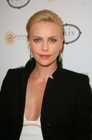 Charlize Theron at her Africa Outreach Project Benefit