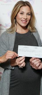 Christina Applegate's Right Action for Women receives donation