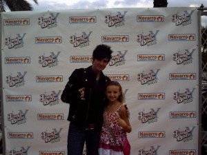Y100's 2010 South Florida Jingle Ball with Adam Lambert and Claire