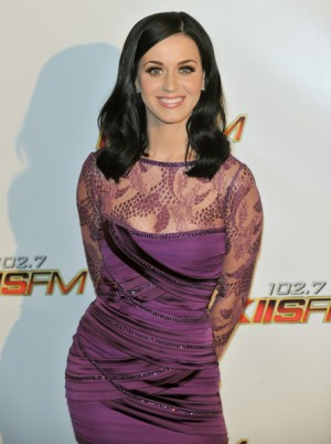 Katy Perry at KIIS FM's 2010 LA Jingle Ball