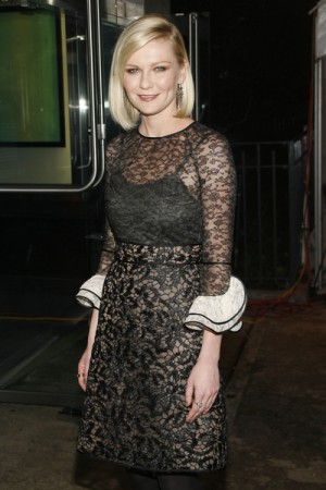 "Kirsten Dunst ""All Good Things"" in NYC"