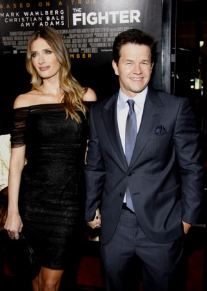 Mark Wahlberg at The Fighter premiere in Los Angeles