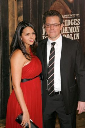 Matt Damon at True Grit Premiere in NYC