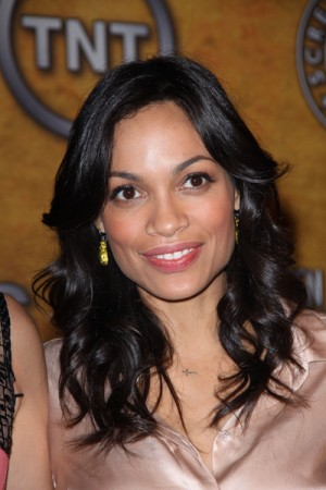 Rosario Dawson Helps Announce Screen Actors Guild Award Nominations