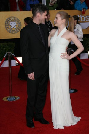Amy Adams attends 17th Annual SAG Awards