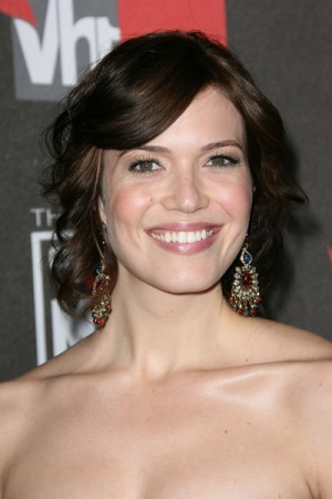 Mandy Moore at 16th Annual Critics' Choice Movie Awards