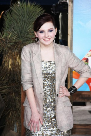 Abigail Breslin at the Rango Los Angeles premiere