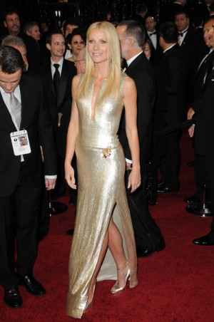 Gwyneth Paltrow at the 83rd Annual Academy Awards
