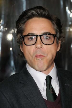 Robert Downey Jr. attends Unknown LA premiere