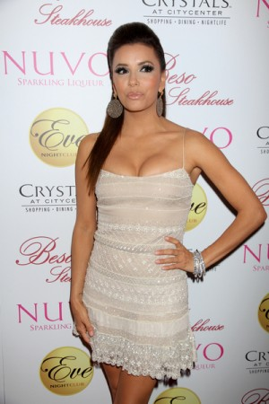 Eva Longoria's 36th Birthday celebration in Las Vegas