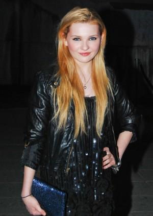 Abigail Breslin at Tribeca Film Festival's Vanity Fair Party