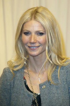 Gwyneth Paltrow Signs Her Book My Father's Daughter in NYC