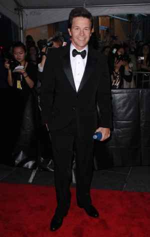 Mark Wahlberg at Time Magazine's 100 Most Influential People Gala