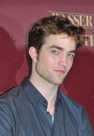 "Robert Pattinson in Berlin, ""Water for Elephants"""
