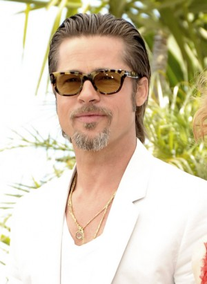 Brad Pitt at 64th Annual Cannes Film Festival, The Tree of Live