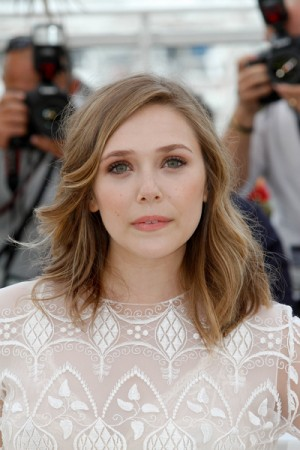 Elizabeth Olsen at 64th Annual Cannes Film Festival