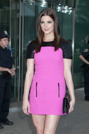 Ashley Greene in NYC at 2011 CFDA Fashion Awards