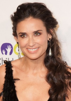 Samsung Hope for Children 2011 and Demi Moore