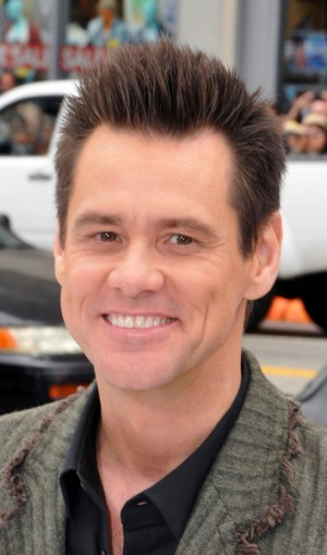 Jim Carrey at Mr. Popper's Penguins LA Premiere