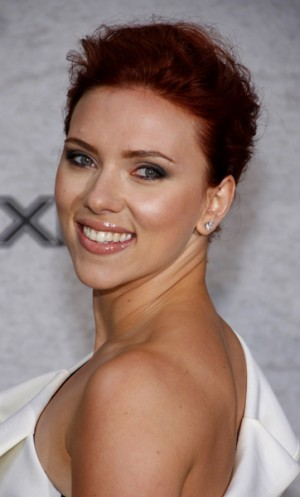 "Scarlett Johansson at Spike TV's ""Guys Choice"""