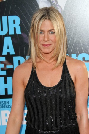 "Jennifer Aniston at LA Premiere for ""Horrible Bosses"""