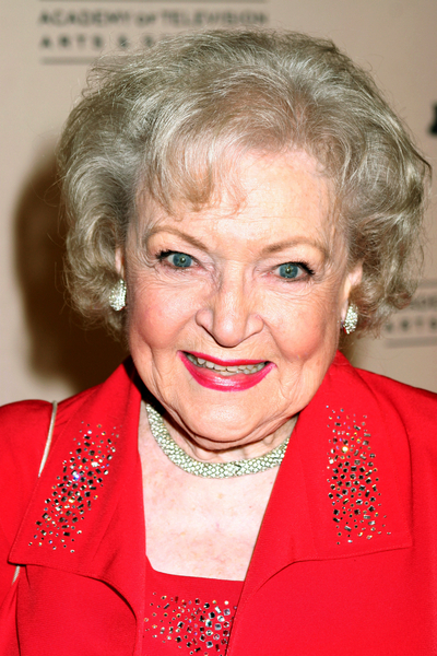 Betty White is America's Favorite