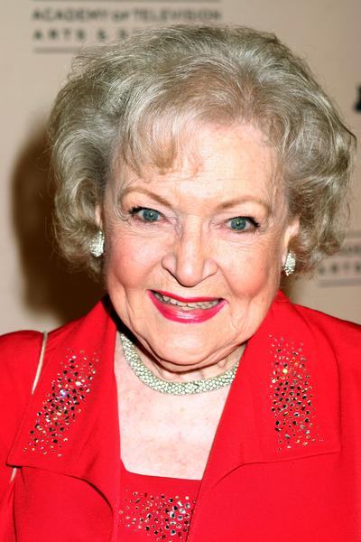 Betty White is America's Favorite