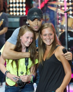 Enrique Iglesias on Today Show