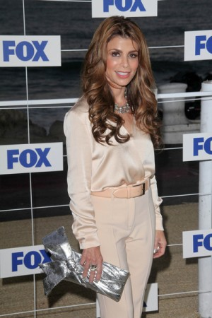 Paula Abdul attends FOX All-Star 2011 Malibu party