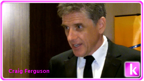 Craig Ferguson Is a Pilot!
