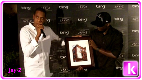 "Jay-Z Unveils ""DECODED"""
