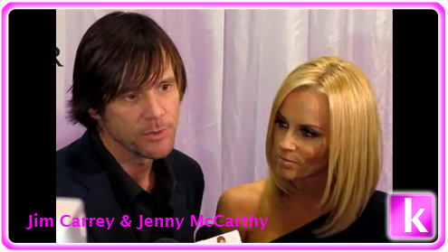 Jim Carrey and KimzHollywoodList