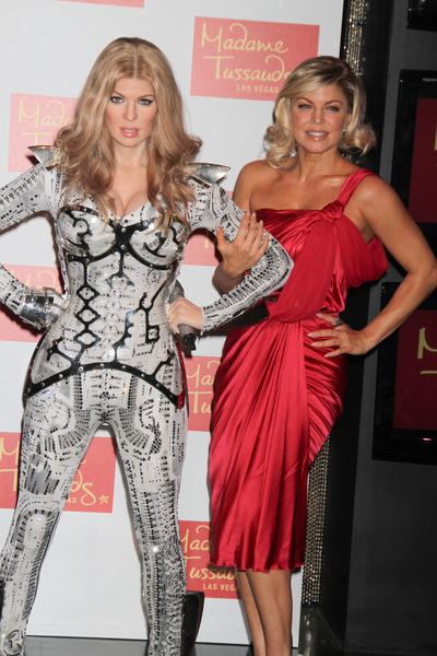 Fergie Has a Twin!