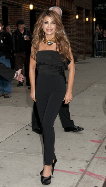 Paula Abdul Launches X Factor