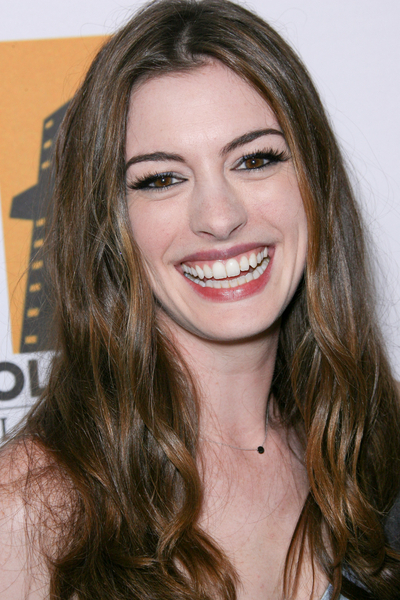 Anne Hathaway at Hollywood Awards