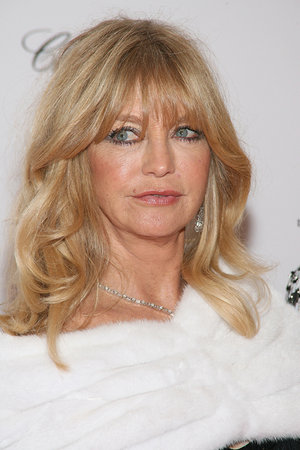 Goldie Hawn Releases New Book