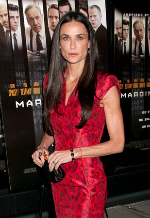 Demi Moore at NYC Premiere