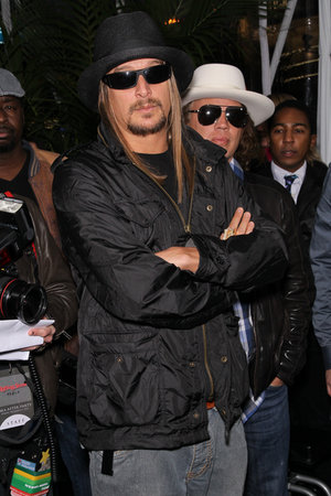 Kid Rock Announces Charity Tour
